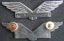 Buy TWA Cabin Purser wing Sterling Silver