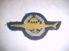 Buy West Greman Navy Combat Swimmer badge