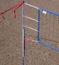 Buy Volleyball Set Steel Cable Power Net