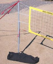 Buy Jose Cuervo Volleyball Set Power Rope Cable Net