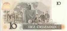 Buy BRAZIL 10 Cruzados Banknote p209b