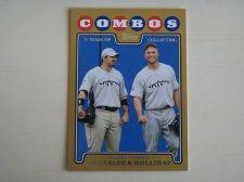 Buy 2008 Topps Update GOLD #UH142 Adrian Gonzalez & Matt Holliday /2008