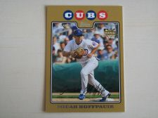 Buy 2008 Topps Update GOLD RC #UH189 Micah Hoffpauir CUBS /2008