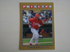 Buy 2008 Topps Update GOLD #UH236 Chris Snelling PHILLIES /2008