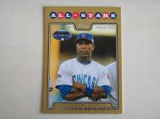 Buy 2008 Topps Update GOLD #UH268 Alfonso Soriano CUBS /2008