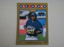 Buy 2008 Topps Update GOLD #UH264 David Ortiz RED SOX /2008