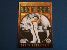 Buy 2008 Topps Update RING of HONOR Keith Hernandez METS