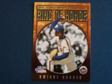 Buy 2008 Topps Update Ring of Honor Dwight Gooden METS