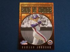 Buy 2008 Topps Update Ring of Honor Howard Johnson METS