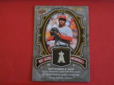 Buy 2009 UD Piece of History Chone Figgins ANGELS /999