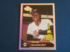 Buy 2011 Topps Lineage Diamond Anniversary #192 Willie McCovey GIANTS