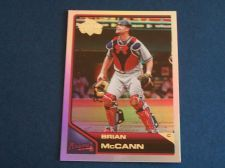Buy 2011 Topps Lineage Diamond Anniversary #183 Brian McCann BRAVES