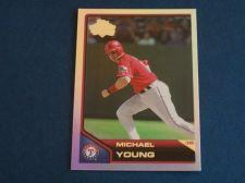 Buy 2011 Topps Lineage Diamond Anniversary #36 Michael Young RANGERS
