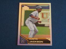 Buy 2011 Topps Lineage Diamond Anniversary #156 Austin Jackson TIGERS