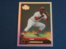 Buy 2011 Topps Lineage Diamond Anniversary #64 Joe Morgan REDS