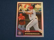 Buy 2011 Topps Lineage Diamond Anniversary #11 Ryan Zimmerman NATIONALS