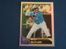 Buy 2011 Topps Lineage Diamond Anniversary #17 Billy Butler ROYALS