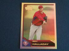 Buy 2011 Topps Lineage Diamond Anniversary #121 Roy Halladay PHILLIES