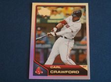Buy 2011 Topps Lineage Diamond Anniversary #79 Carl Crawford RED SOX