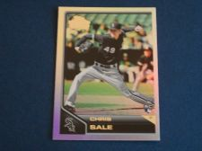 Buy 2011 Topps Lineage Diamond Anniversary RC #29 Chris Sale WHITE SOX