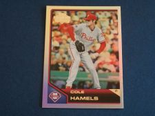 Buy 2011 Topps Lineage Diamond Anniversary #102 Cole Hamels PHILLIES
