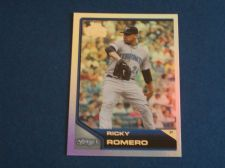 Buy 2011 Topps Lineage Diamond Anniversary #39 Ricky Romero BLUE JAYS