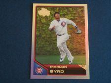Buy 2011 Topps Lineage Diamond Anniversary #180 Marlon Byrd CUBS