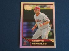 Buy 2011 Topps Lineage Diamond Anniversary #14 Kendrys Morales ANGELS