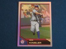 Buy 2011 Topps Lineage Diamond Anniversary #185 Ian Kinsler RANGERS