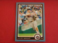 Buy 2010 Bowman BLUE #145 David Wright METS /520