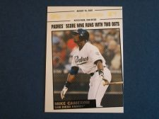 Buy 2008 Topps Update Year In Review #YR136 Mike Cameron PADRES