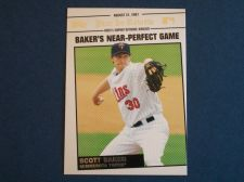 Buy 2008 Topps Update Year In Review #YR150 Scott Baker TWINS