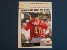 Buy 2008 Topps Update Year In Review #YR170 J.R. Towles ASTROS