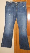 Buy OLD NAVY ULTRA LOW RISE SLIM BOOT CUT JEANS MEDIUM BLUE SIZE 12