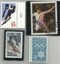 Buy Mary Lou Retton 1984 and Bonus Olympic Stamps