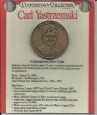 Buy Cooperstown Collectable Baseball Coin Carl Yastrzemski
