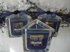 Buy Blueberry 7 oz. Triangle Jar Candle