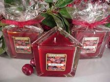 Buy Black Cherry 7 oz. Triangle Jar Candle