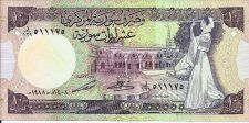 Buy Syria 10 Pounds 1988 Banknote P-101 - Beautiful Note!