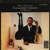 Buy CANNONBALL ADDERLEY & BILL EVANS ~ Know What I Mean? ~ Riverside CD Reissue