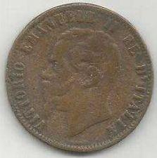 Buy ITALY 10 centesimi 1876