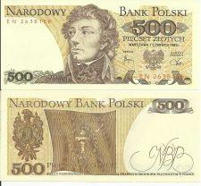 Buy Poland 500 Zlotych Banknote EN 2638156 - Tadeusz Kościuszko