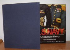 Buy The U. S. Navy: An Illustrated History by Nathan Miller (1977, Hardcover)