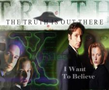Buy The X-Files Mousepad
