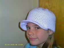 Buy Crochet Hat with Brim