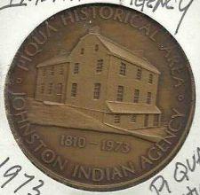 Buy Indian Agency 1973 Piqua Ohio