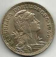 Buy Moeda Portugal 50 Centavos Coin 1946