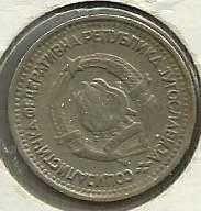 Buy Yugoslavia 1 Dinar 1956 Coin