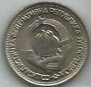 Buy Yugoslavia 1 Dinar 1965 Coin