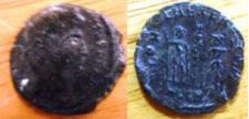 Buy Constantius II AD337-361 AE ¾ - 16mm Bronze Bust